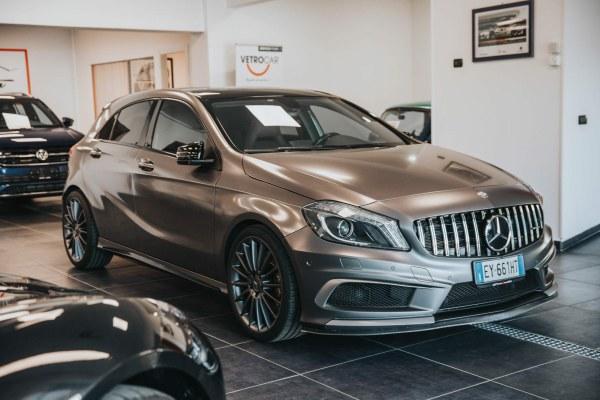Concessionaria Mercedes Seven Motor