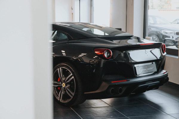 Ferrari nuova Seven Motor