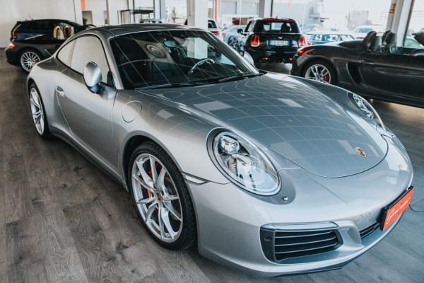 Porsche Seven Motor Busto Arsizio